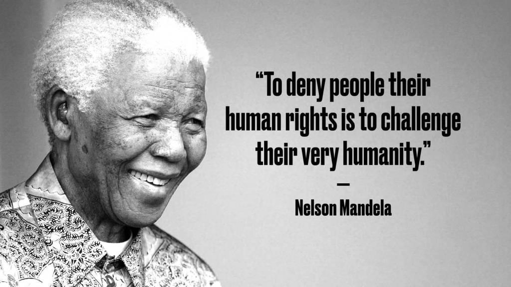 Nelson Mandela Talking Mats