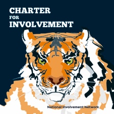 Charter for Involvement symbol