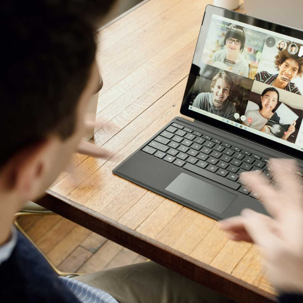 Webinars about the new digital Talking Mats