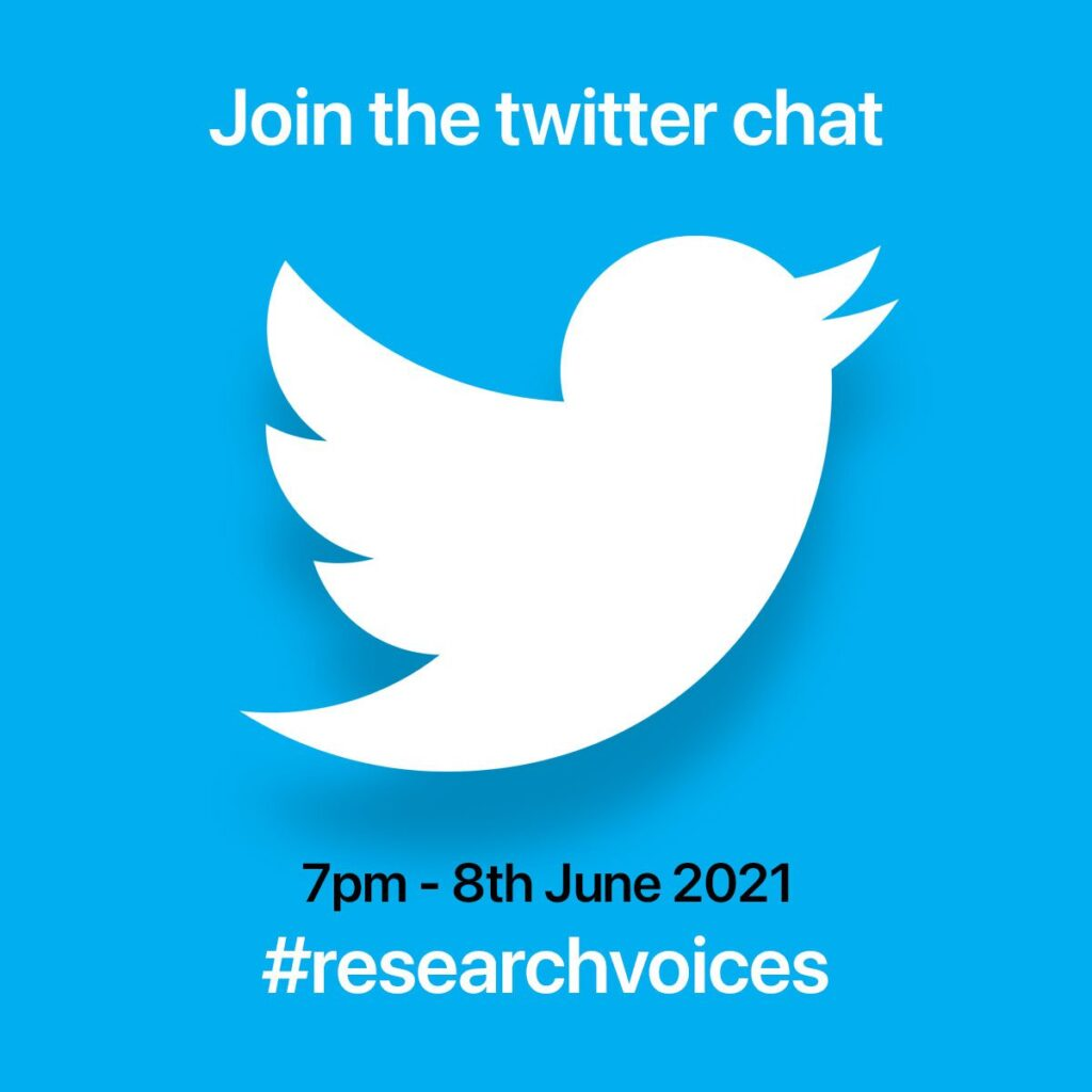 Join the twitter chat on inclusive research
